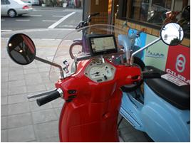 【R-style】LX125/LX150用 導航機固定架 - 「Webike-摩托百貨」