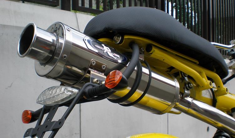 【R-style】SPIDER125 Real Python 全段排氣管 - 「Webike-摩托百貨」