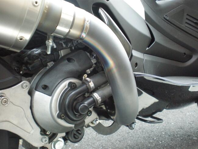 【R-style】GIRELA RUNNER ST200 Real Python 全段排氣管 - 「Webike-摩托百貨」