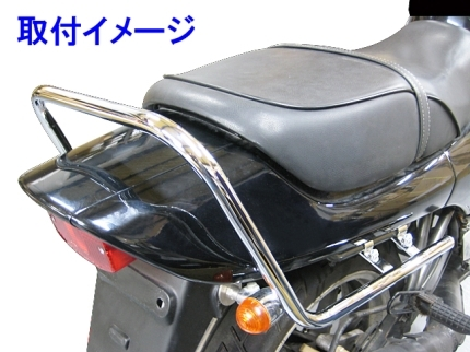 【MADMAX】電鍍後扶手 - 「Webike-摩托百貨」
