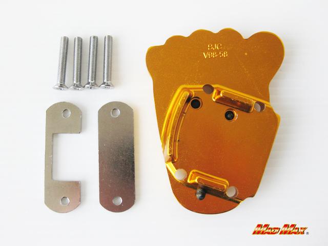 【MADMAX】足型踏板外蓋 - 「Webike-摩托百貨」