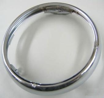 【MADMAX】圓型頭燈框 - 「Webike-摩托百貨」