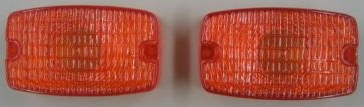 【MADMAX】角型方向燈燈殼 (1枚) - 「Webike-摩托百貨」