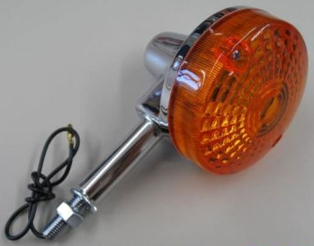 【MADMAX】方向燈 (短柄) - 「Webike-摩托百貨」