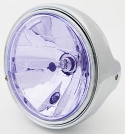 【MADMAX】180Φ 藍色晶鑽型頭燈 - 「Webike-摩托百貨」