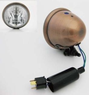 【MADMAX】Bates 晶鑽型輔助燈 - 「Webike-摩托百貨」