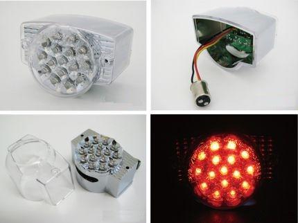 【MADMAX】16顆 LED 尾燈 - 「Webike-摩托百貨」