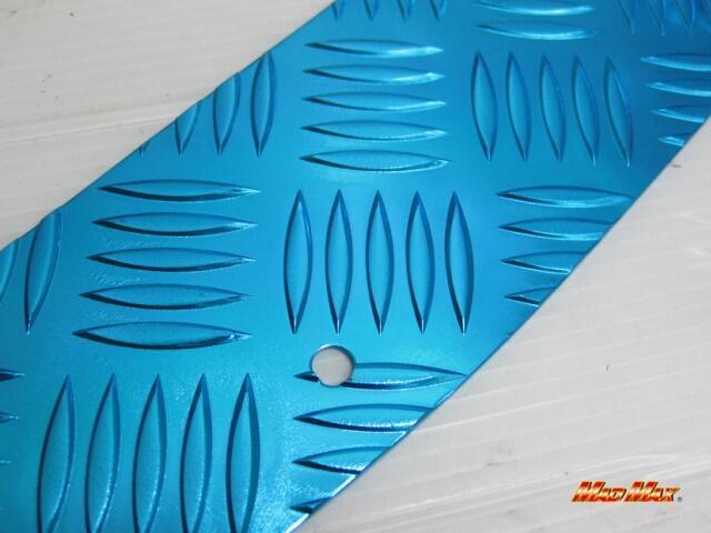【MADMAX】花紋鋼板圖案 鋁合金腳踏板 - 「Webike-摩托百貨」