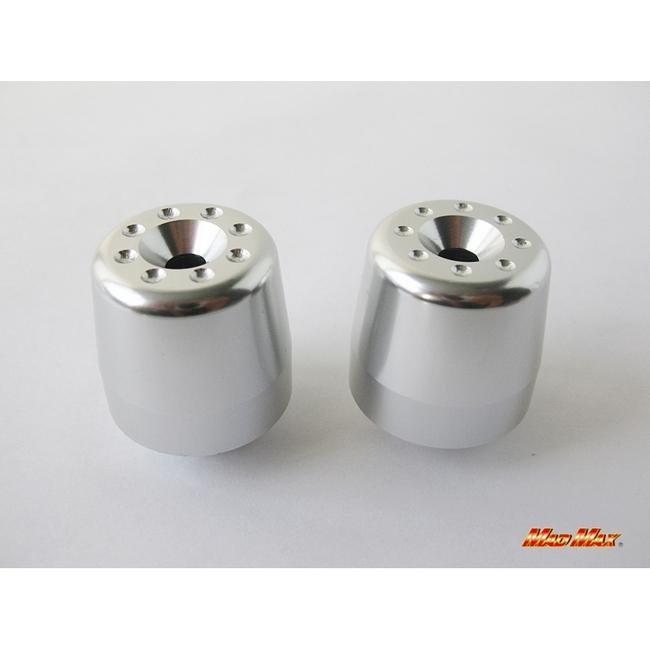 【MADMAX】鋁合金平衡端子 銀色 CBR250R用 - 「Webike-摩托百貨」