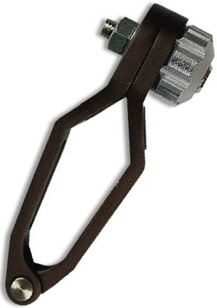 【MADMAX】PANOM製 鋁合金煞車油管固定夾 - 「Webike-摩托百貨」