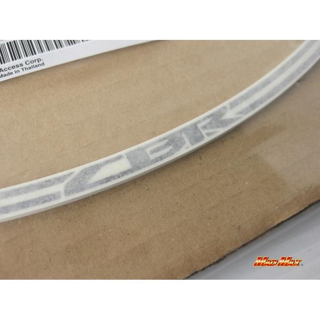 【MADMAX】CBR250R專用輪框貼紙 - 「Webike-摩托百貨」