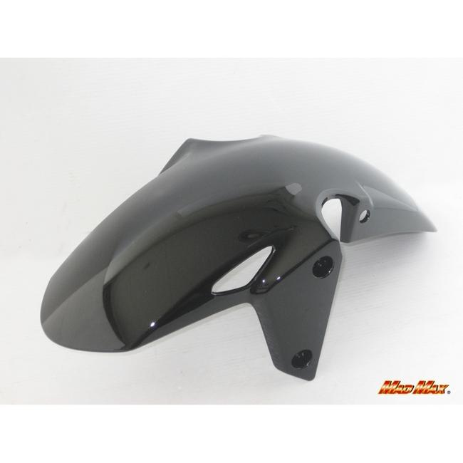 【MADMAX】前土除 黑色  CBR250R用 - 「Webike-摩托百貨」
