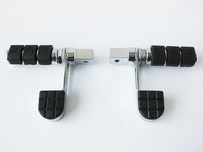 【MADMAX】腳踏桿含腳踏板 - 「Webike-摩托百貨」