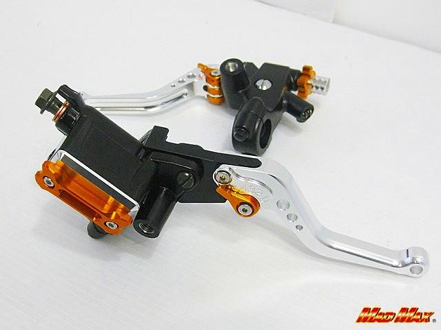 【MADMAX】通用型主缸 附拉桿組 Type 2 - 「Webike-摩托百貨」
