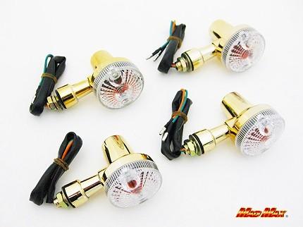 【MADMAX】Mini 方向燈4個一組 - 「Webike-摩托百貨」