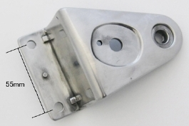 【MADMAX】頭燈支架 - 「Webike-摩托百貨」