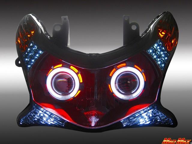 【MADMAX】HID 魚眼頭燈 - 「Webike-摩托百貨」