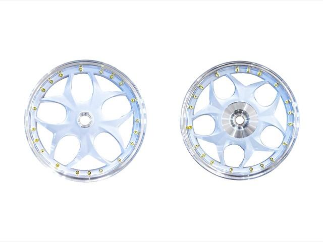【MADMAX】13吋鋁合金輪框組 - 「Webike-摩托百貨」