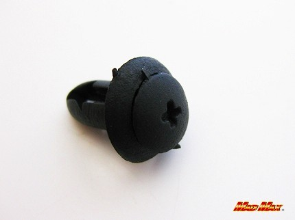 【MADMAX】塑膠鉚釘扣 (整流罩扣) Screw Type  - 「Webike-摩托百貨」