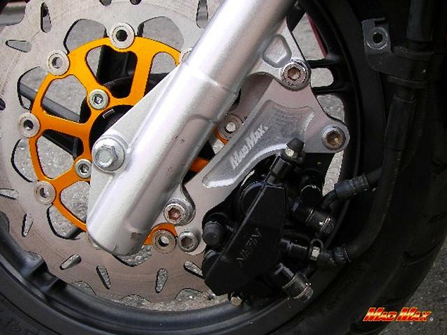 【MADMAX】260mm煞車碟盤用 煞車卡鉗座 - 「Webike-摩托百貨」