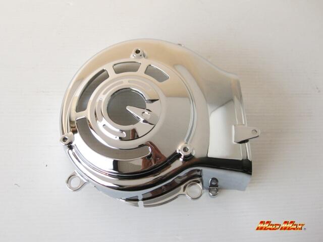 【MADMAX】電鍍風扇外蓋 - 「Webike-摩托百貨」