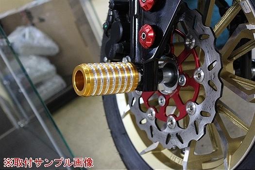【MADMAX】CNC 前後輪軸防倒球(長版) - 「Webike-摩托百貨」