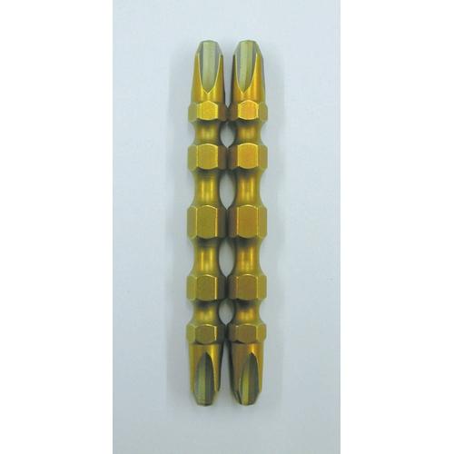 【PB】NC62-190/3-65 奈米塗層 雙頭起子頭 #3X65(2個) - 「Webike-摩托百貨」