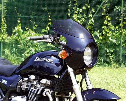 【GULL CRAFT】BULLET BIKINI TYPE-C 頭燈罩 - 「Webike-摩托百貨」