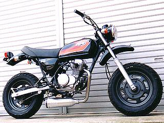 【Racing Shop Yokota】RSY Super Trapp Full Power S 4吋鋁合金全段排氣管:Ape 50(AC16)用 - 「Webike-摩托百貨」