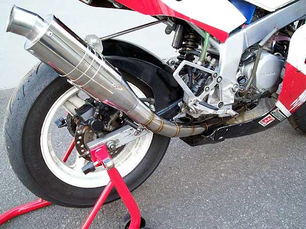 【Racing Shop Yokota】RSY GP100 全段排氣管:APE 100 (HC07)用  - 「Webike-摩托百貨」