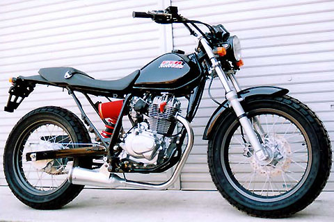 【Racing Shop Yokota】RSY Super Trapp 4吋鋁合金全段排氣管:FTR223(MC34)用 - 「Webike-摩托百貨」