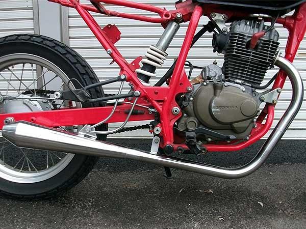 【Racing Shop Yokota】RSY Beauty Megaphone Down 全段排氣管・含觸媒轉換器:FTR223 (MC34)用 - 「Webike-摩托百貨」