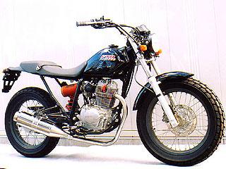 【Racing Shop Yokota】RSY Beauty L 不銹鋼全段排氣管:CB223S (MC40)用 - 「Webike-摩托百貨」