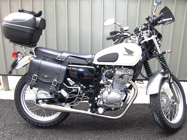 【Racing Shop Yokota】RSY Beauty Megaphone Down 全段排氣管・含觸媒轉換器:CB223S (MC40)用 - 「Webike-摩托百貨」