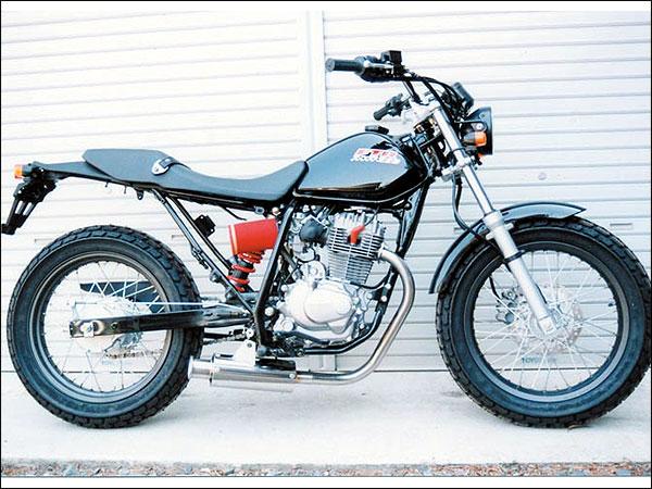 【Racing Shop Yokota】RSY Beauty 不銹鋼全段排氣管:CB223S (MC40)用 - 「Webike-摩托百貨」