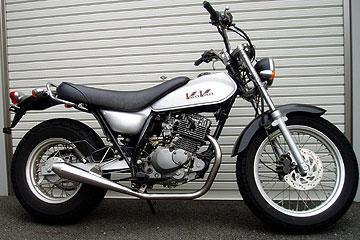 【Racing Shop Yokota】RSY Beauty Megaphone 全段排氣管:VANVAN 200 (NH42A)用 - 「Webike-摩托百貨」