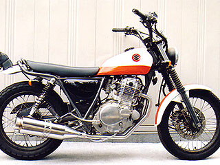 【Racing Shop Yokota】RSY Beauty L 不銹鋼全段排氣管:GRASS TRACKER (NJ47A)用 - 「Webike-摩托百貨」