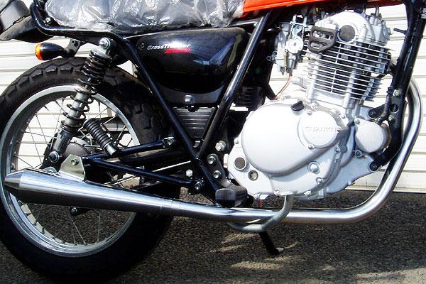 【Racing Shop Yokota】RSY Beauty Megaphone 全段排氣管:ST250 (NJ4CA)用 - 「Webike-摩托百貨」