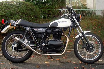 【Racing Shop Yokota】RSY Beauty 短黑色碳纖維全段排氣管:250TR (化油器)用 - 「Webike-摩托百貨」