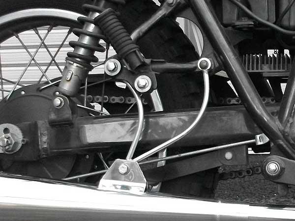 【Racing Shop Yokota】RSY Beauty Megaphone Down 全段排氣管:250TR (化油器)用 - 「Webike-摩托百貨」