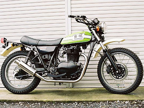 【Racing Shop Yokota】RSY Beauty 不銹鋼全段排氣管:250TR (化油器)用 - 「Webike-摩托百貨」