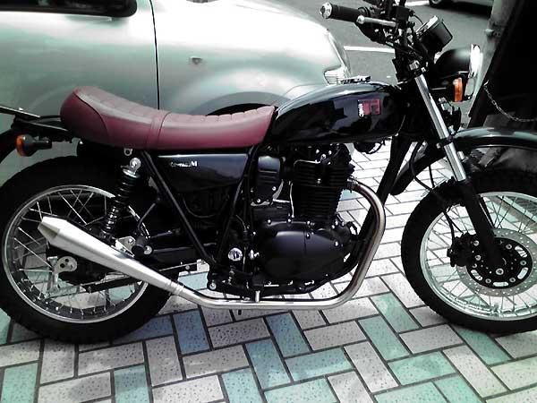 【Racing Shop Yokota】RSY Beauty Megaphone 全段排氣管・含觸媒轉換器:250TR (噴射供油)用 - 「Webike-摩托百貨」