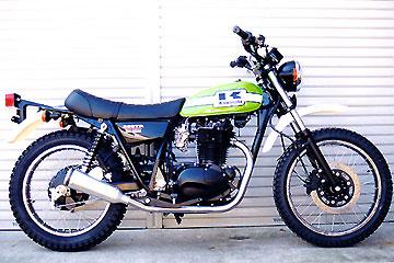 【Racing Shop Yokota】RSY Super Trapp 4吋鋁合金全段排氣管:ESTRELLA (BJ250A・化油器)用 - 「Webike-摩托百貨」