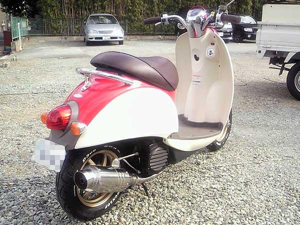 【Racing Shop Yokota】RSY Spider 不銹鋼全段排氣管:CREA SCOOPY (AF55)用 - 「Webike-摩托百貨」