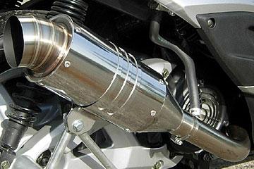 【Racing Shop Yokota】RSY Spider 全段排氣管:Zoomer (AF58・噴射供油)用 - 「Webike-摩托百貨」