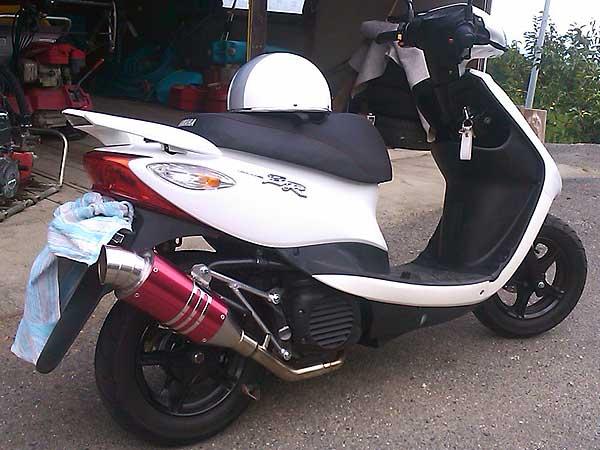 【Racing Shop Yokota】 RSY Spider 全段排氣管:Jog (SA36J)用 - 「Webike-摩托百貨」