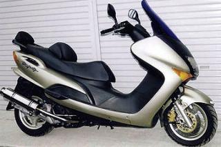 【Racing Shop Yokota】RSY Big Horn 不銹鋼全段排氣管:Majesty 125FI(5CA)用 - 「Webike-摩托百貨」