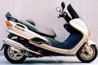 【Racing Shop Yokota】RSY Beauty L 不銹鋼全段排氣管:Majesty 125FI(5CA)用 - 「Webike-摩托百貨」