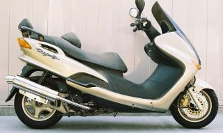 【Racing Shop Yokota】RSY Little Bomb 不銹鋼全段排氣管:Majesty 125FI (5CA)用 - 「Webike-摩托百貨」