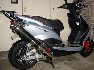 【Racing Shop Yokota】RSY Excellent 全段排氣管:Cygnus X(SE12J)用 - 「Webike-摩托百貨」